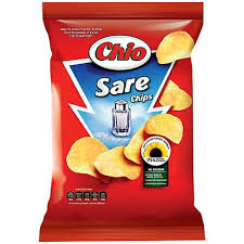 CHIO Chips Sare,140 g