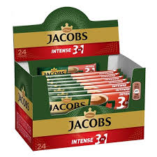 JACOBS 3in1 Cafea Solubila, Intense