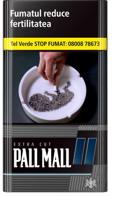 PALL MALL BLUE T93 (10/cartus)